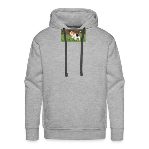 23695 pets vertical store dogs small tile 8 CB312 - Men's Premium Hoodie