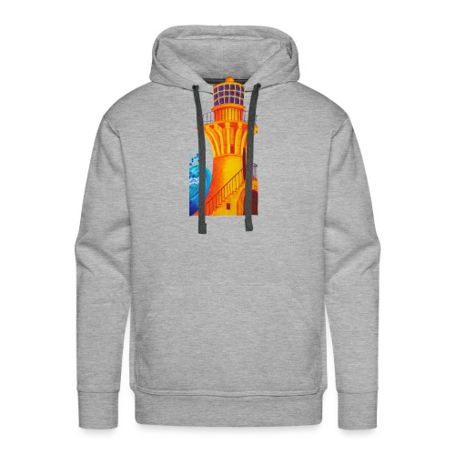 Golden Light - Men's Premium Hoodie