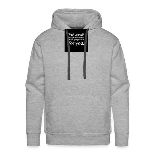 Motivation - Men's Premium Hoodie