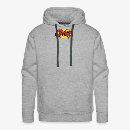 omg - Men's Premium Hoodie