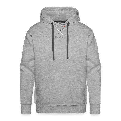 J S I L V E R - Men's Premium Hoodie