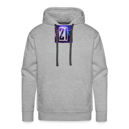 21 - Men's Premium Hoodie