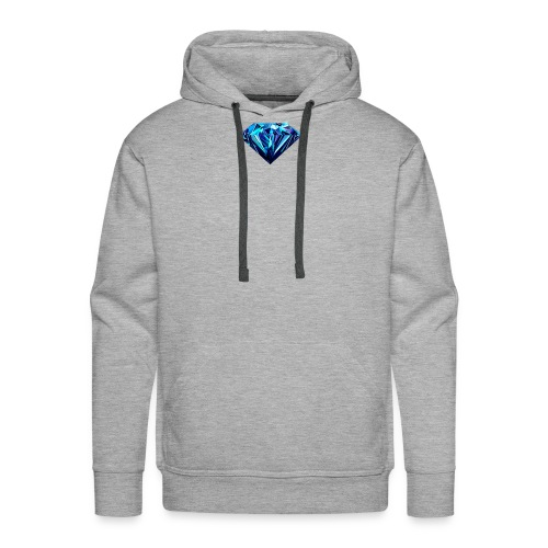 Diamond for be always rich kids ron paulers 15%off - Men's Premium Hoodie