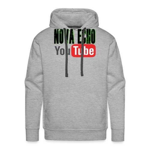 Nova Echo Merch - Men's Premium Hoodie