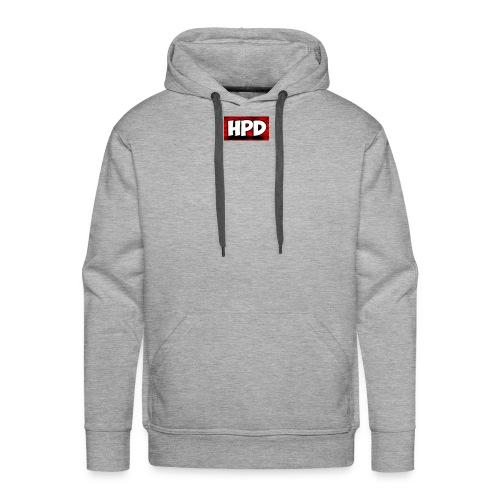 HPD Logo - Men's Premium Hoodie