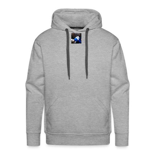 Kangaroo Tv Logo - Men's Premium Hoodie