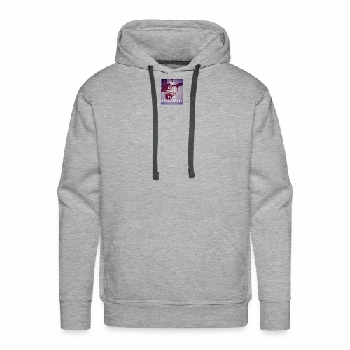 Shirt to cover up jersey - Men's Premium Hoodie