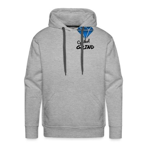 Cynikal Grind logo - Men's Premium Hoodie