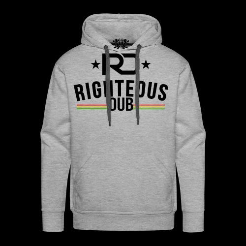 Righteous Dub Logo - Men's Premium Hoodie
