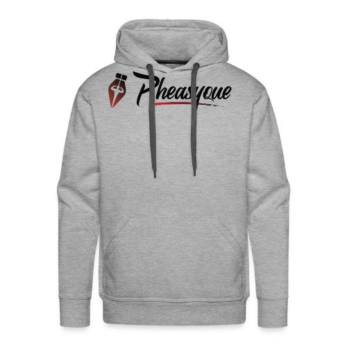 Original Pheasyque Logo - Men's Premium Hoodie