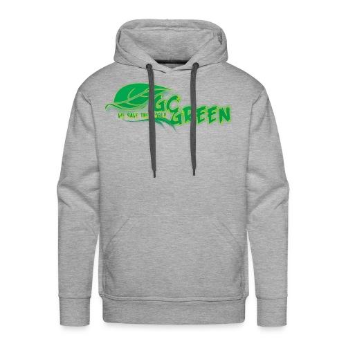 go green - Men's Premium Hoodie
