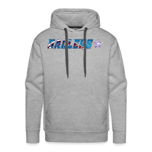 Ballers Lacrosse Team Collection - Men's Premium Hoodie