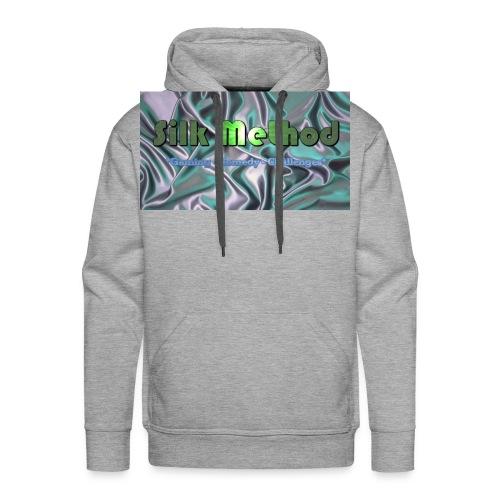 silk method - Men's Premium Hoodie