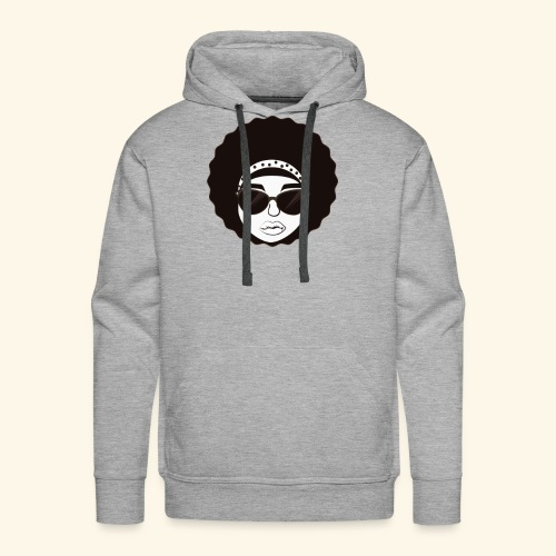 Afro - Men's Premium Hoodie