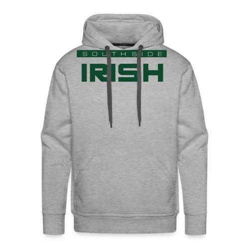 Southside Irish green - One Bar - Men's Premium Hoodie