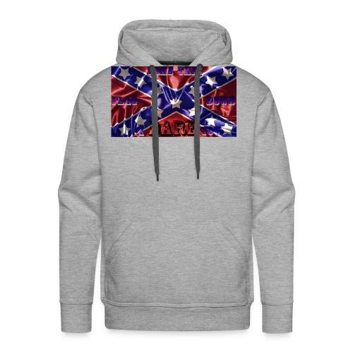 Confederate Pride 1 - Men's Premium Hoodie