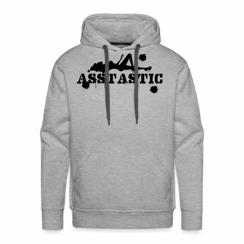 Asstastic - Men's Premium Hoodie