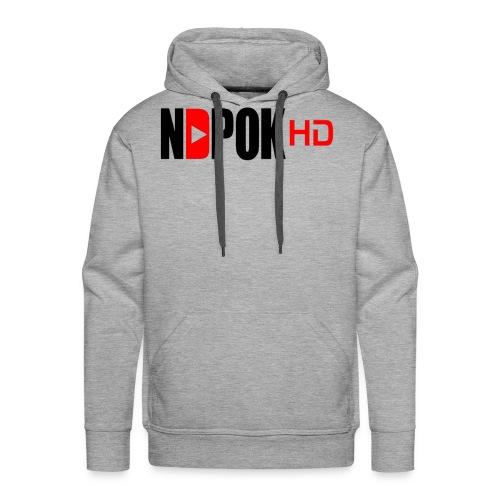 NdpokHD channel - Men's Premium Hoodie