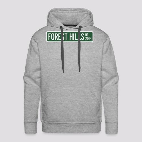 2014 Forest Hills Drive - Men's Premium Hoodie