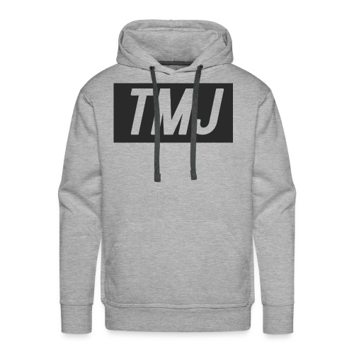 TMJ MERCH - Men's Premium Hoodie