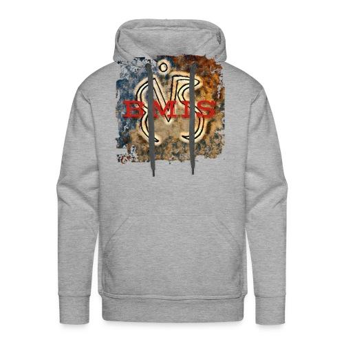 BMIS HIEROGLYPHIC - Men's Premium Hoodie