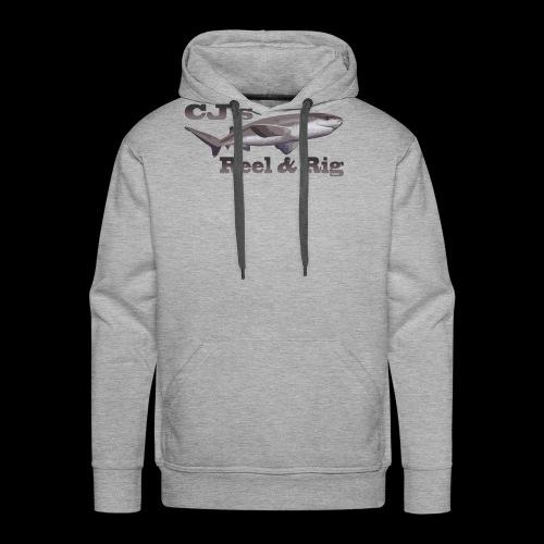 CJs Reel and Rig - Men's Premium Hoodie