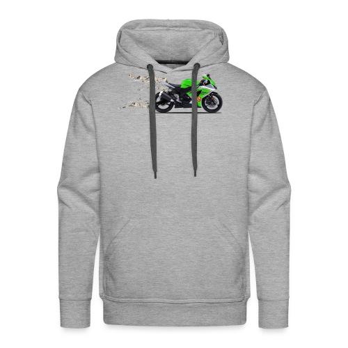 john motorbike - Men's Premium Hoodie
