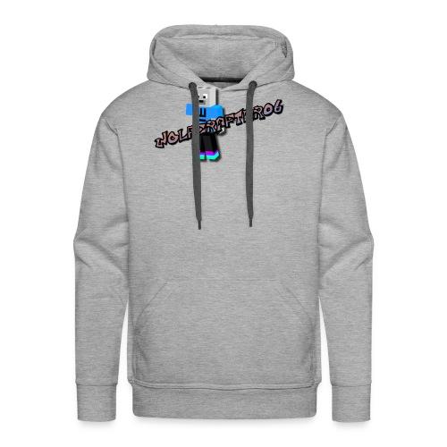 Wolfcrafter06 - Men's Premium Hoodie