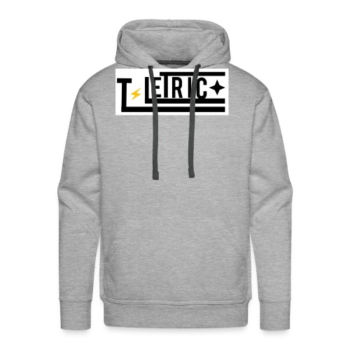 T-LETRIC Box logo merchandise - Men's Premium Hoodie