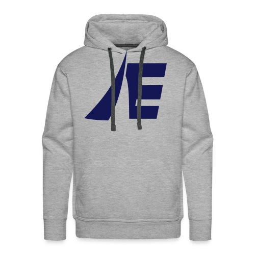 Etchell sailing class logo - Men's Premium Hoodie