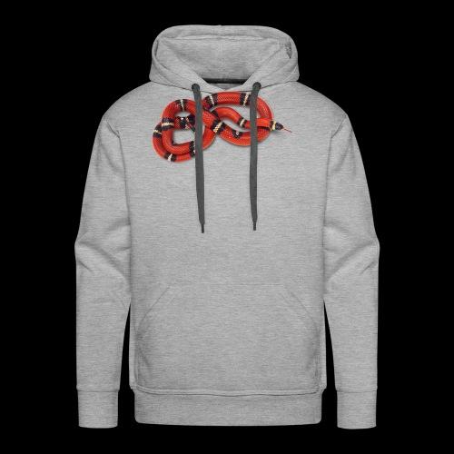Red Snake - Men's Premium Hoodie