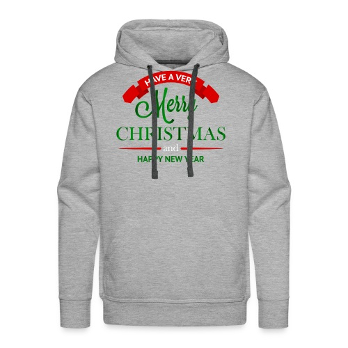 Have a Merry Christmas Decoration PNG Clipart 28 - Men's Premium Hoodie