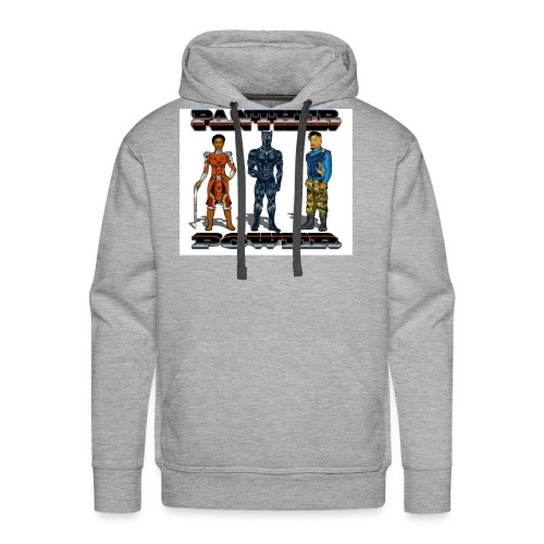 Panther Power - Men's Premium Hoodie