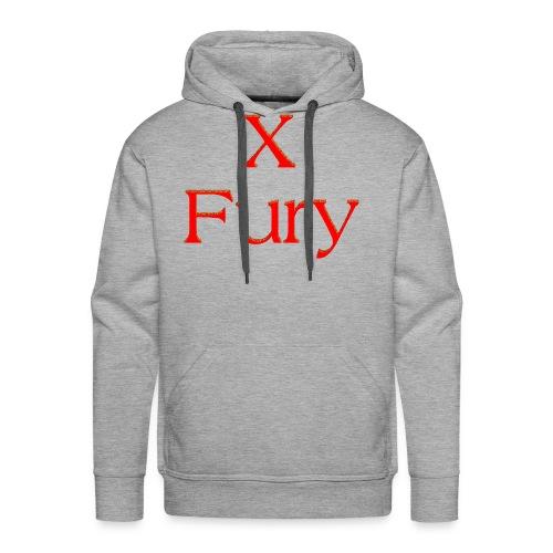 X Fury - Men's Premium Hoodie