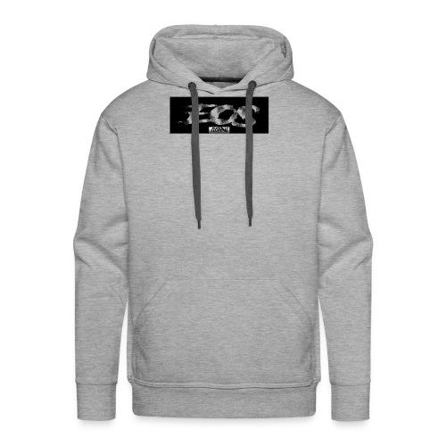 EOS clothing // NEW Brush logo - Men's Premium Hoodie
