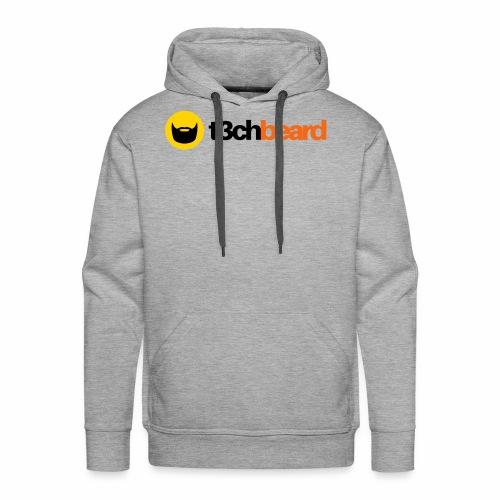 t3chBeard - Men's Premium Hoodie