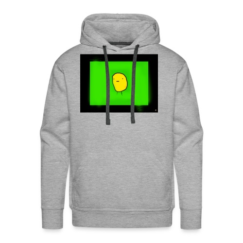 I'm a potato shirt - Men's Premium Hoodie