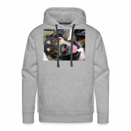 The cutest dog ever - Men's Premium Hoodie