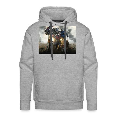 transformers 4 age of extinction - Men's Premium Hoodie