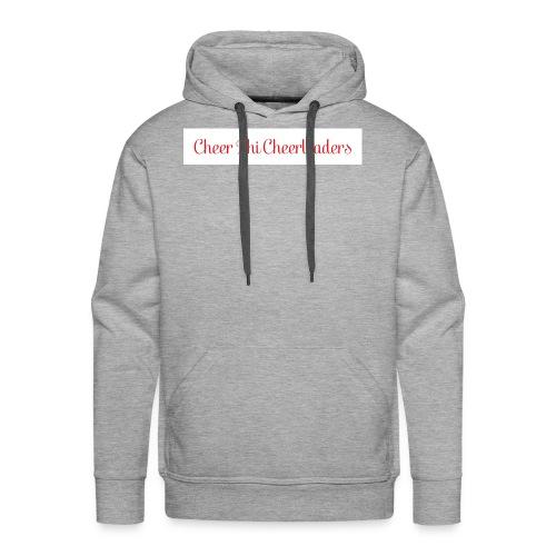 Cheer Phi Cheerleaders - Men's Premium Hoodie