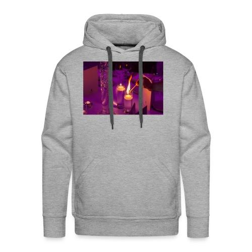Violet Twilight Magick - Men's Premium Hoodie