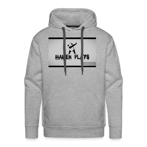 Haiden plays merch - Men's Premium Hoodie