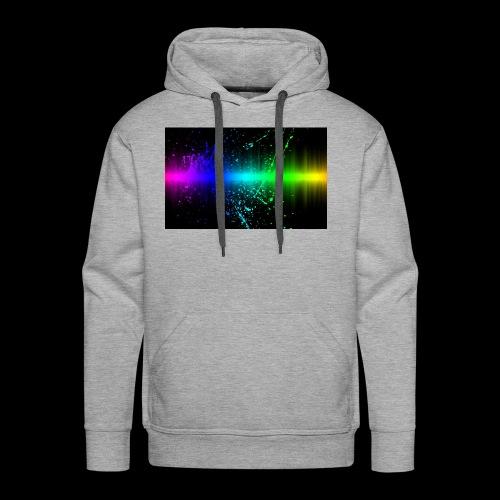 color rush - Men's Premium Hoodie