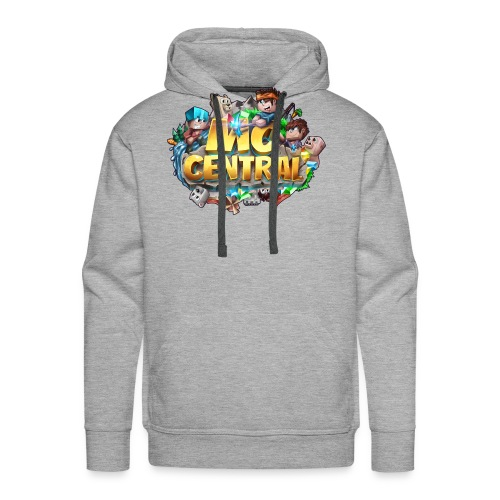 MC Central Logo - Men's Premium Hoodie
