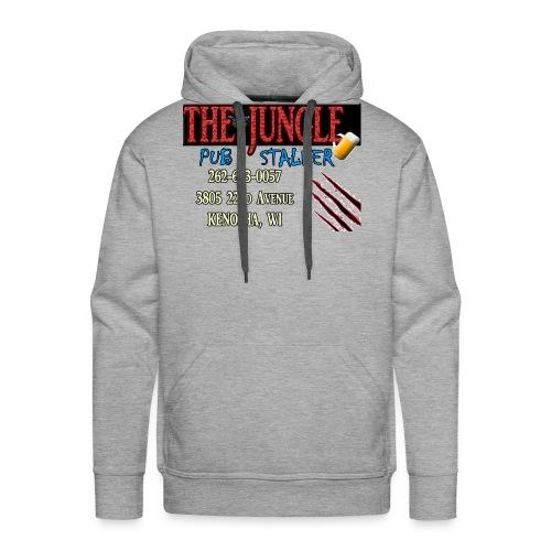 Bindelli's Jungle Pub Stalker - Men's Premium Hoodie