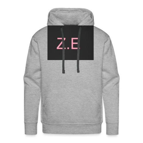 Zac Evans merch - Men's Premium Hoodie
