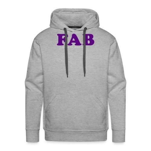 FAB Tank - Men's Premium Hoodie