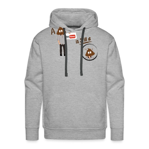 Don't be a Shithead - Men's Premium Hoodie