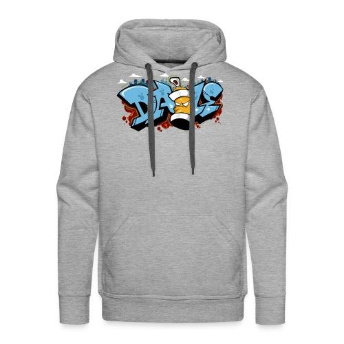 Graffiti art, Hip-Hop Style, Street Wear - Men's Premium Hoodie