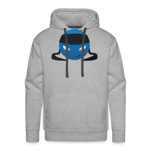 ThrowbackLogo - Men's Premium Hoodie